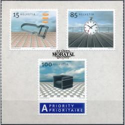 2003 - Switzerland  Sc# 1167/1169  ** MNH Very Nice. Swiss Design (Scott)