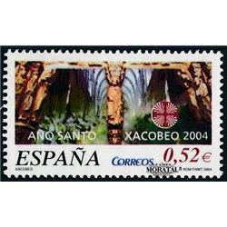 2004 España 4092/4093 MP 84 España 2004. Ciudad del Mar    (Edifil)