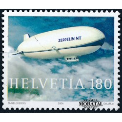 2004 - Switzerland  Sc# 1183  ** MNH Very Nice. Zeppelin (Scott)