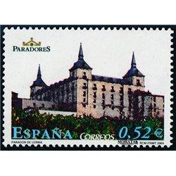 2004 Espagne 3675 Parador de Lerma  **MNH TTB Très Beau  (Yvert&Tellier)