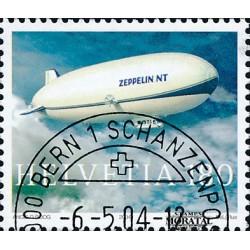 2004 - Switzerland  Sc# 1183  © Used, Nice. Zeppelin (Scott)
