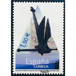2004 Espagne 3678 Musée des ancres  **MNH TTB Très Beau  (Yvert&Tellier)
