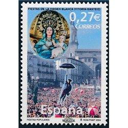 2004 Spanien 3985 Virgen Blanca  ** Perfekter Zustand  (Michel)