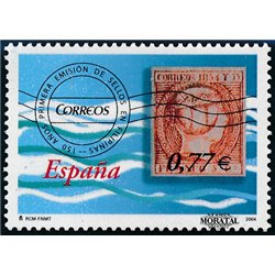 2004 Espagne 3693 Aniv. Joints d'étanchéité pour les Philippines  **MNH TTB Très Beau  (Yvert&Tellier)