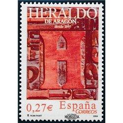2004 Spanien 3989 Zeitung Heraldo de Aragón  ** Perfekter Zustand  (Michel)