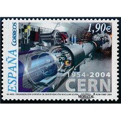 2004 Espagne 3700 Recherche nucléaire  **MNH TTB Très Beau  (Yvert&Tellier)