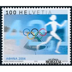 2004 Switzerland Sc 1182 Summer Olympics, Athens  **MNH Very Nice, Mint Never Hinged?  (Scott)