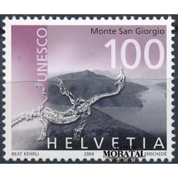 2004 Switzerland Sc 1186 UNESCO World Heritage  **MNH Very Nice, Mint Never Hinged?  (Scott)