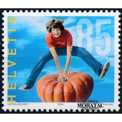 2004 Switzerland Sc 1187 Suisse Balance Health Program  **MNH Very Nice, Mint Never Hinged?  (Scott)