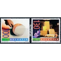 2004 Switzerland Sc 1189/1190 Chessemaking  **MNH Very Nice, Mint Never Hinged?  (Scott)