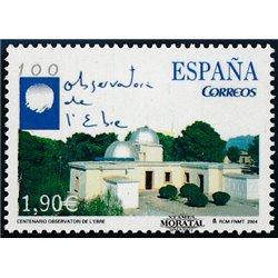 2004 Spanien 4000 Ebro-Observatorium  ** Perfekter Zustand  (Michel)