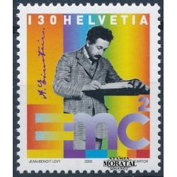 2005 Switzerland Sc 1202 Albert Einstein  **MNH Very Nice, Mint Never Hinged?  (Scott)