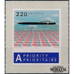2005 Switzerland Sc 1206 Swiss Design  **MNH Very Nice, Mint Never Hinged?  (Scott)