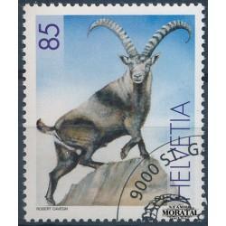 2006 Switzerland Sc 1228 Reintroduction of Alpine Ibex  (o) Used, Nice  (Scott)