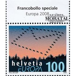 2008 Switzerland Sc 0 Europa 08  **MNH Very Nice, Mint Never Hinged?  (Scott)