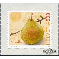 2008 Switzerland Sc 1314 Fruits. The catillac PEAR  **MNH Very Nice, Mint Never Hinged?  (Scott)