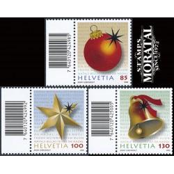 2008 Switzerland Sc 1328/1330 Christmas 08  **MNH Very Nice, Mint Never Hinged?  (Scott)
