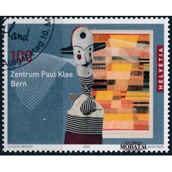 2005 Switzerland Sc 1209 Zentrum Paul Klee  (o) Used, Nice  (Scott)
