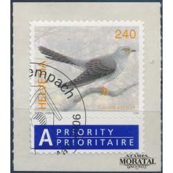 2006 Switzerland Sc 1230 Cuculus Canorus  (o) Used, Nice  (Scott)