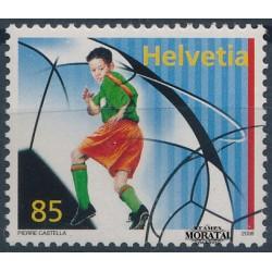 2006 Switzerland Sc 1229 Youth Soccer  (o) Used, Nice  (Scott)