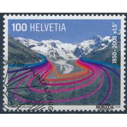 2009 Switzerland Sc 0 Ice protection  (o) Used, Nice  (Scott)