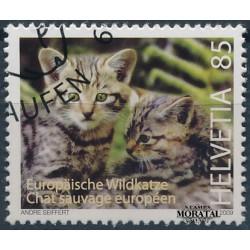 2009 Switzerland Sc 0 Fauna. Lynx  (o) Used, Nice  (Scott)
