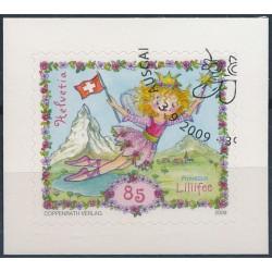 2009 Switzerland Sc 0 Fairy Lili-rose. Illustration  (o) Used, Nice  (Scott)