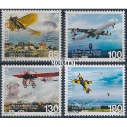 2010 Switzerland Sc 0 100th anniversary of Switzerland aviation  **MNH Very Nice, Mint Never Hinged?  (Scott)