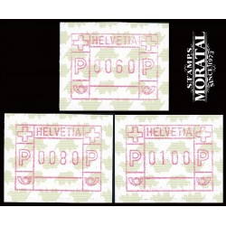 1993 Switzerland Sc 0 Postage Stamps  **MNH Very Nice, Mint Never Hinged?  (Scott)