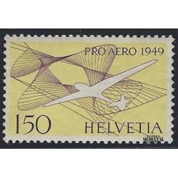 1949 Switzerland Sc C45 Pro Aero 1949  **MNH Very Nice, Mint Never Hinged?  (Scott)