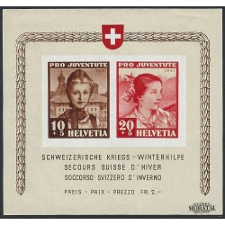 1941 Switzerland Sc B116 Pro Juventute  **MNH Very Nice, Mint Never Hinged?  (Scott)