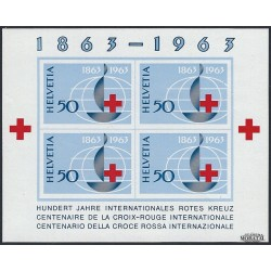 1963 Switzerland Sc 428 Red  Cross Cent.  **MNH Very Nice, Mint Never Hinged?  (Scott)