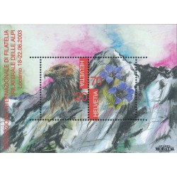 2003 Switzerland Sc 1152 Stamp Exhibition Ticino  **MNH Very Nice, Mint Never Hinged?  (Scott)