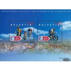 2004 Switzerland Sc 1179 Cycling  **MNH Very Nice, Mint Never Hinged?  (Scott)