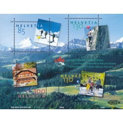 2005 Switzerland Sc 1221 Friends of Nature Switzerland, Cent  **MNH Very Nice, Mint Never Hinged?  (Scott)