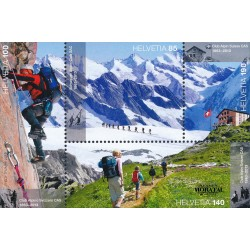 2013 Switzerland Sc 0 Swiss Alpine Club  **MNH Very Nice, Mint Never Hinged?  (Scott)