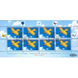 2001 Switzerland Sc 1094 Anniversaries and Events  (o) Used, Nice  (Scott)