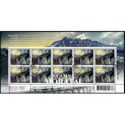 2013 Switzerland Sc 1475 Train Lötschberd  (o) Used, Nice  (Scott)