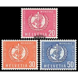 1960 Switzerland Sc 0 O.M.S.  **MNH Very Nice, Mint Never Hinged?  (Scott)