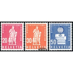 1960 Switzerland Sc 0 International Education Office  **MNH Very Nice, Mint Never Hinged?  (Scott)