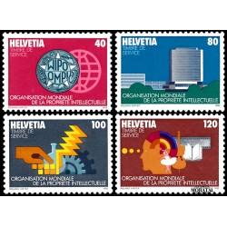 1982 Switzerland Sc 0 O.M.P.I.  **MNH Very Nice, Mint Never Hinged?  (Scott)