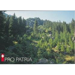 1998 Switzerland Sc Booklet Pro Patria 98  (o) Used, Nice  (Scott)