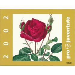 2002 Switzerland Sc Booklet Pro Juventute 02  (o) Used, Nice  (Scott)