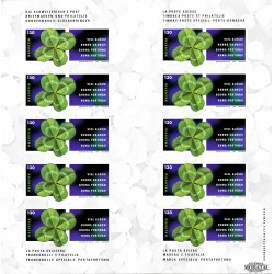 2003 Switzerland Sc 1164a Four-leaf Clover - Booklet  **MNH Very Nice, Mint Never Hinged?  (Scott)