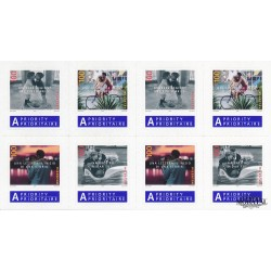 2005 Switzerland Sc 1198e Photographs by René Burri - Booklet  **MNH Very Nice, Mint Never Hinged?  (Scott)