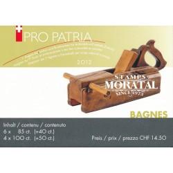 2013 Switzerland Sc 0 Pro-Patria   (o) Used, Nice  (Scott)