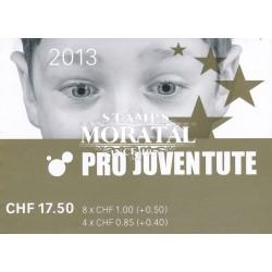 2013 Switzerland Sc 0 For Children  (o) Used, Nice  (Scott)