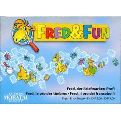 2014 Switzerland Sc 0 Fred&Fun  **MNH Very Nice, Mint Never Hinged?  (Scott)