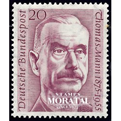 1956 Germany BRD Sc 746 Thomas Mann  **MNH Very Nice, Mint Never Hinged?  (Scott)