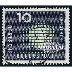 1957 Germany BRD Sc 770 Television  (o) Used, Nice  (Scott)